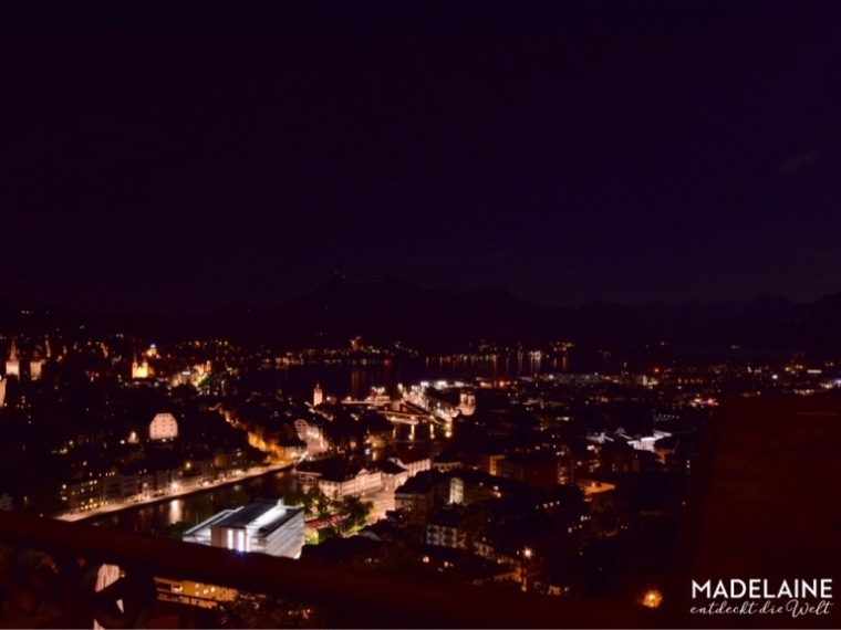 Luzern Nacht