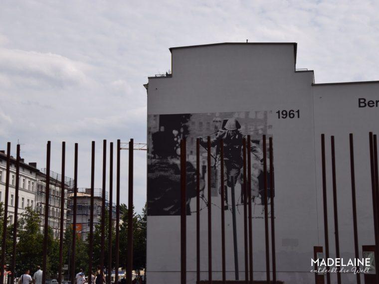 Gedenkstätte Mauer