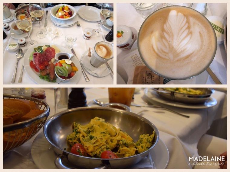 Frühstück Cafe Einstein