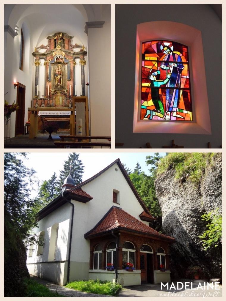 Kapelle Rigi